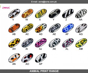 Animal Prints Range